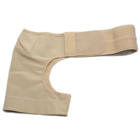 Knit-Rite Original Power Belt with hand look is for suspending above knee prosthetic leg.