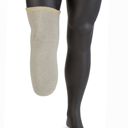 Knit-Rite X Wool Prosthetic sock with wool to absorb sweat and release heat to stay cooler.