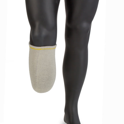 Knit-Rite X-Wool Prosthetic sock for below knee amputees in size regular short 3ply.