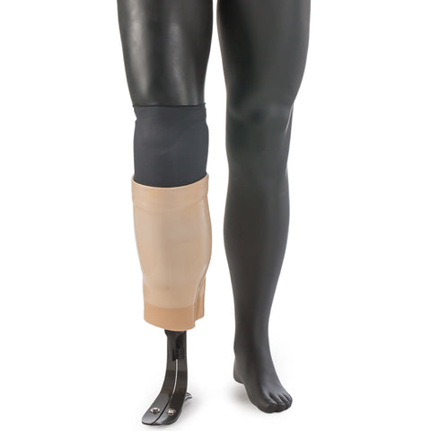 Ossur Protector sleeve gaitor to protect prosthetic sleeves from excessive wear..