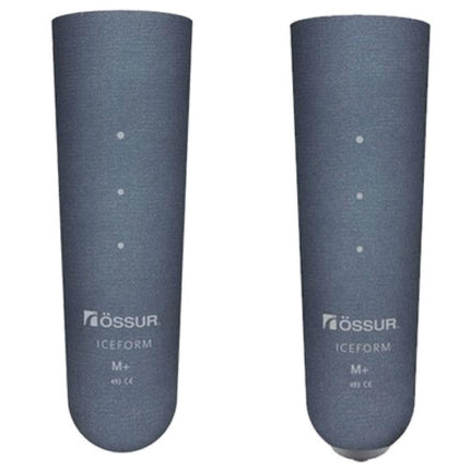 Ossur Iceform Prosthetic Liner is Ossur's first gel suspension liner.