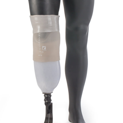 Ossur Iceross Prosthetic Sleeve suspension in amputees.