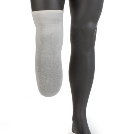 Paceline elastic fitting sock, efs 1 ply sock for above knee amputee.