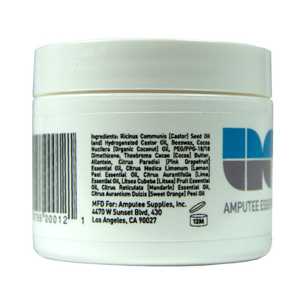 Our lab has formulated to help your adaptskin and fortify your skin's defenses against friction.