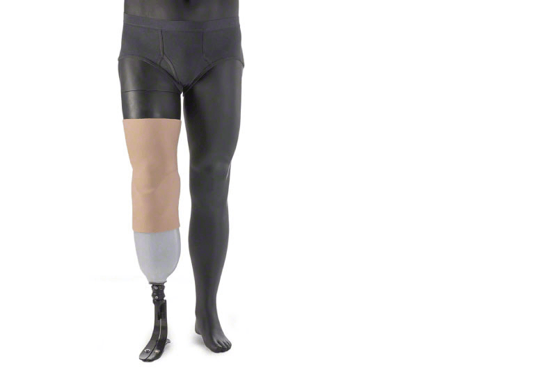Prosthetic sleeves from major prosthetic manufacturers including Ossur, Ottobock, Syncor & Medi USA.