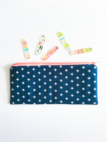 First Aid Zipper Pouch
