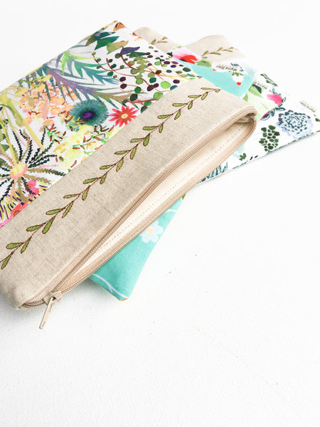 Women's Zipper Pouch