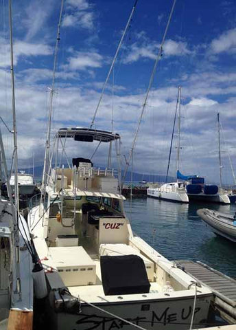 aft view cuz sport fishing hawaii