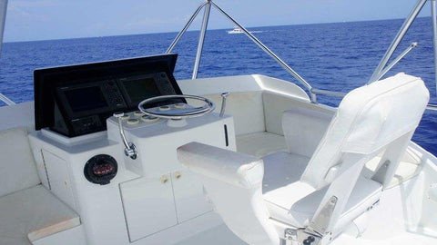 Marlin Grando, Captains chair, kona fishing