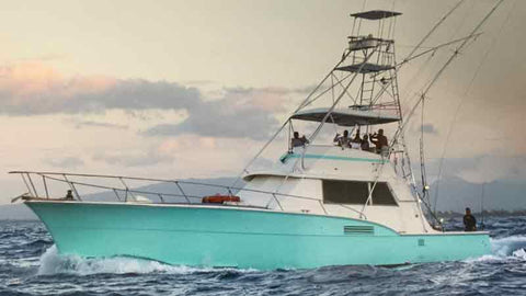 Strikeology a beautiful 53' sportfishing boat