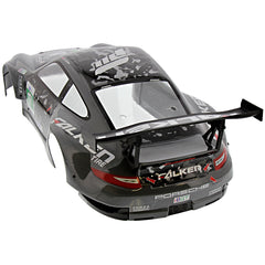HPI Racing 1/10 RS4 Sport 3 & Drift Falken Porsche 911 GT3 Gray Body