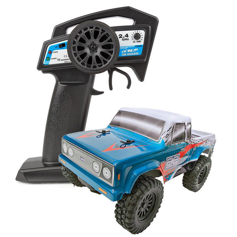 Team Associated CR28 1/28 2WD Micro Electric Trail Truck RTR, 20159
