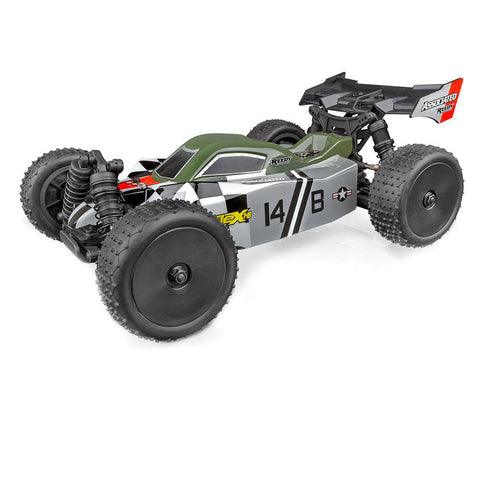 Team Associated 1/14 Reflex 14B, 4WD Electric Buggy, RTR, 20175