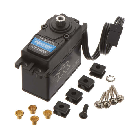 Team Associated 27101 Reedy RT1508 Digital HV Hi-Torque Servo
