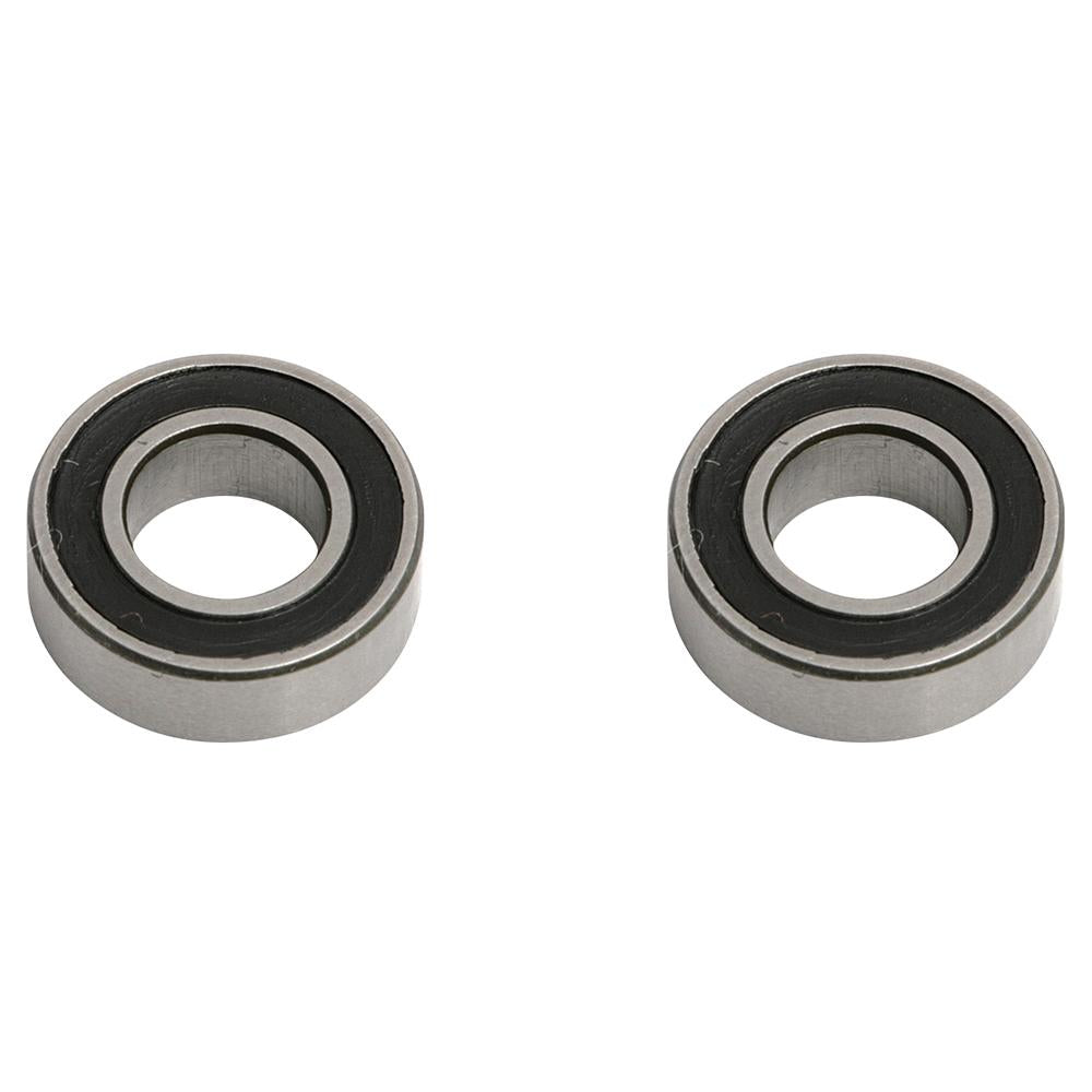 ASC3977 3977 2 Rubber Sealed Bearings - 3/16x3/8""