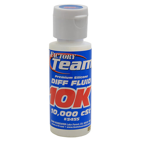 Team Associated Silicone Differential Fluid 10000cst, 5455