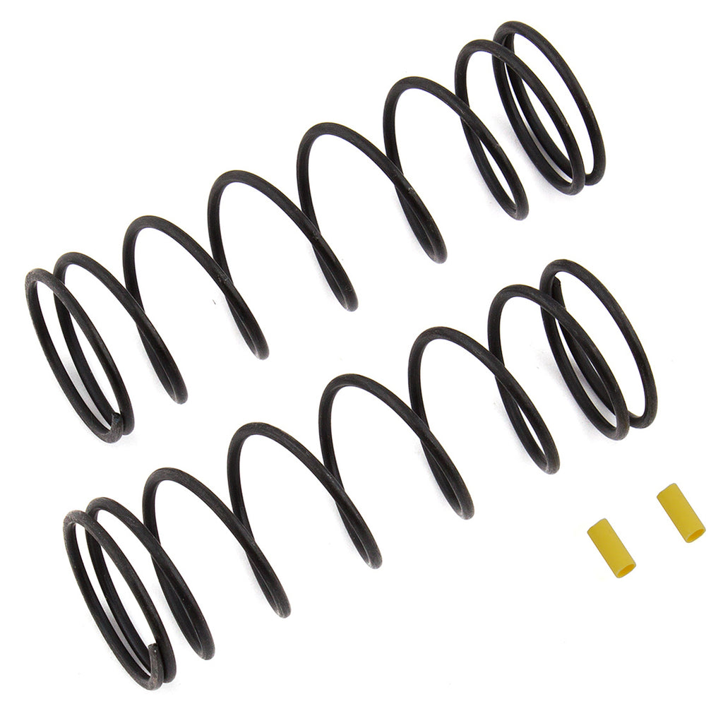 ASC81226 81226 V2 Front Springs, 77mm, 5.7 lb Yellow