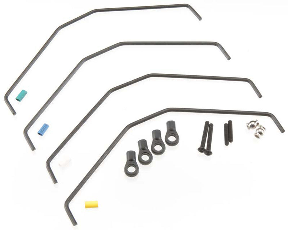 ASC89486 89486 Rear Sway Bar Kit RC8B