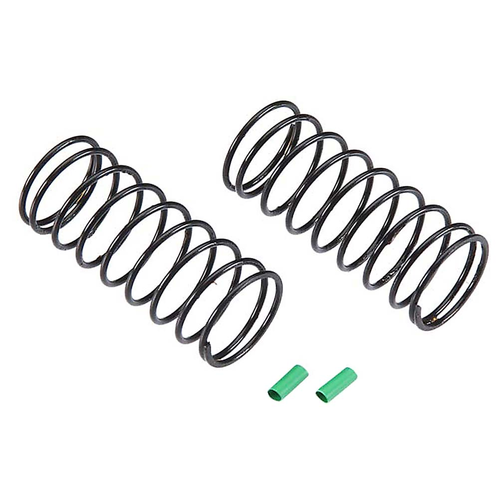 ASC91327 91327 Front Springs, 12mm, 3.15 lb/in Green