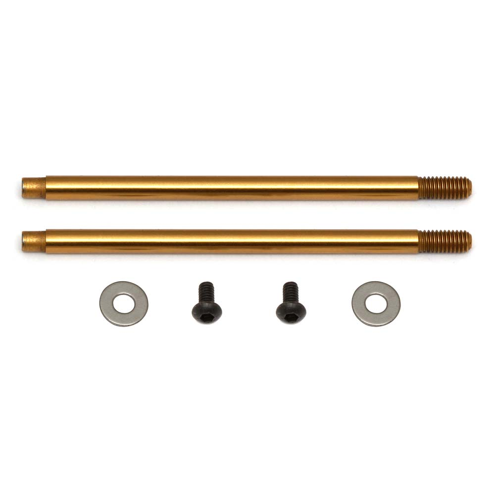 ASC91623 91623 Two 3x35 Shock Shafts - V2 TiN