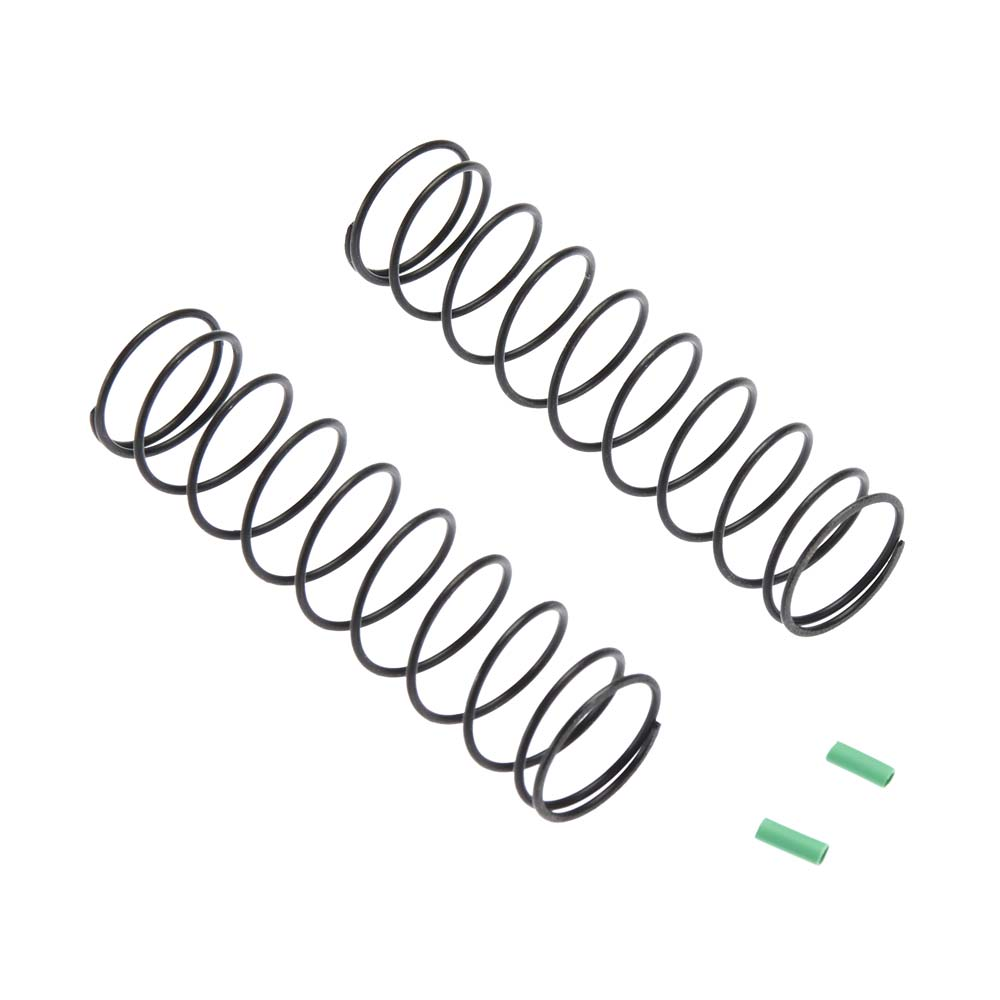 ASC91639 91639 Two 12mm Shock Springs - 72mm 2.20lb/in