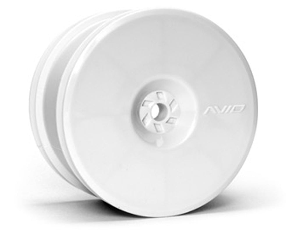 AVDAV1102-W AV1102-W Satellite Rear Wheel, 12mm Hex, White