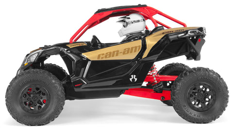 Axial Yeti Jr. Can-Am Maverick 1/18 4WD Brushed RTR, AXI90069