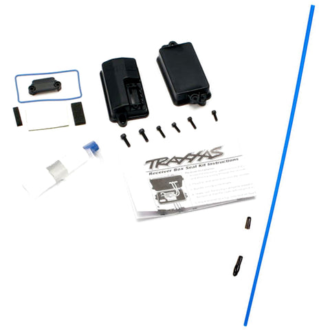 Traxxas 1/10 Bandit VXL Waterproof Receiver Box & Antenna Tube