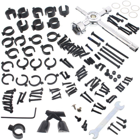 HPI Racing 1/8 Trophy Buggy 3.5 135+ Piece Screw & Tool Kit with Shock Spacers & Glow Plug Wrench