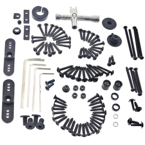 HPI Racing 1/10 Bullet MT / ST 110+ Piece Screw & Tool Kit with Allen & Cross Wrenches