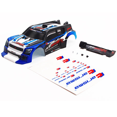 Carisma 1/24 GT24R Body, Wing, Mounting Hardware, CIS15646