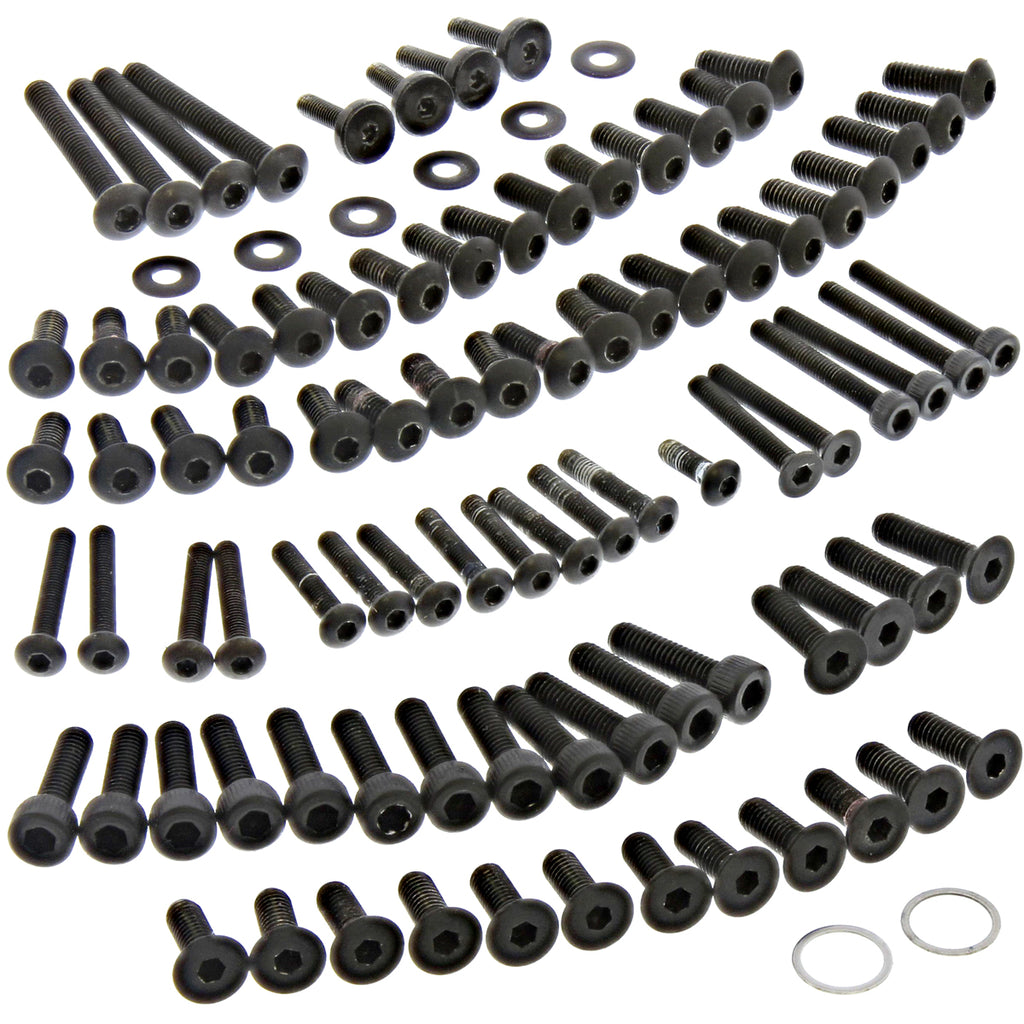 Colossus Screws CEG9519 95+ Piece Screw Kit