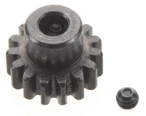 Castle Creations Pinion Gear w/Set Screw - MOD1 15T, 010-0065-0910006509