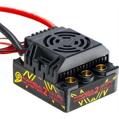 Castle Creations Mamba Monster 2 25V 6S ESC Waterproof, 010-0108-00