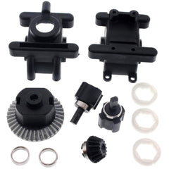 HPI Racing 1/10 E10 Assembled Front or Rear Differential w/ Pinion & Bevel Gears