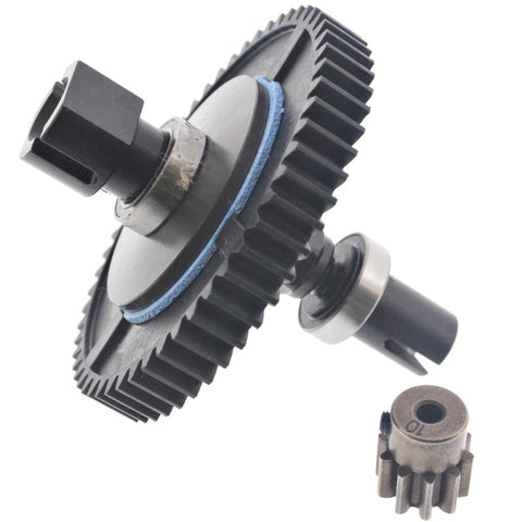 HPI Racing 1/10 Bullet MT / ST Flux 54T Spur Gear, Bearings, Slipper Clutch & Pinion Gear