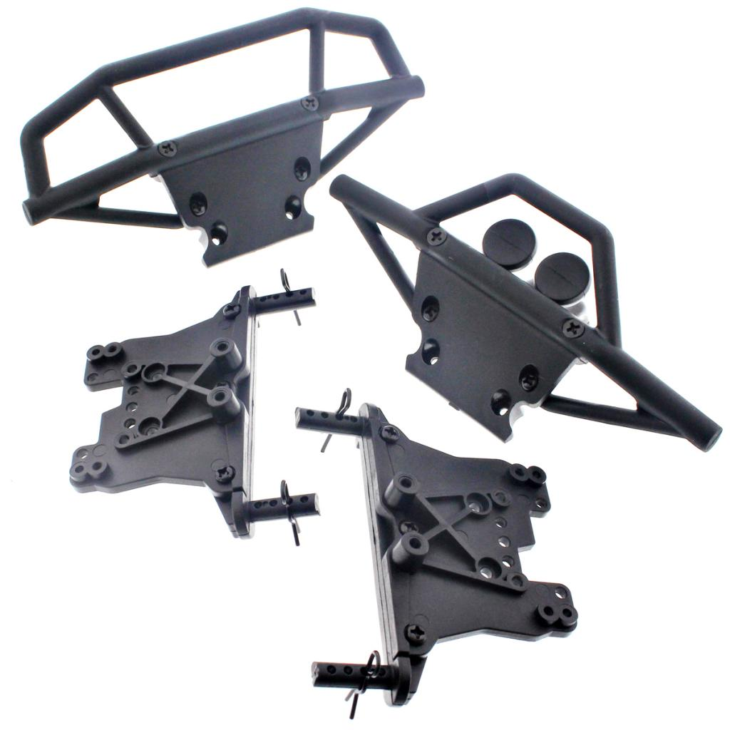 eBullet Towers ST 107008 Front & Rear ST Shock Towers, Bumpers & Body Mounts