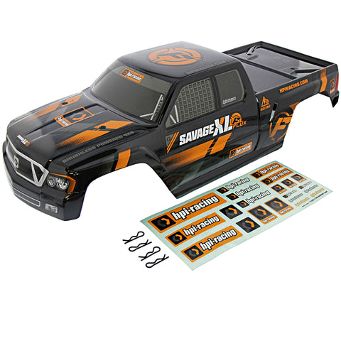 HPI Racing 1/8 Savage XL Flux Savge XL Flux GT-5 Painted Body