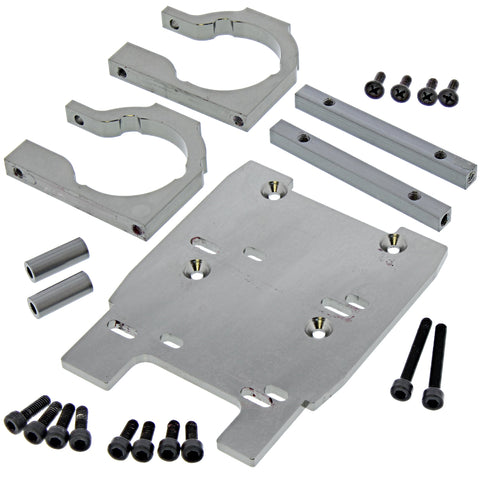 HPI Racing 1/8 Savage XL Flux Motor Mounts, Plate & Screws