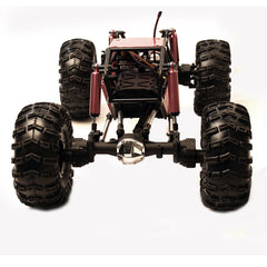Gmade 1/10 R1 Electric Rock Crawler, RTR, Red, GMA51011