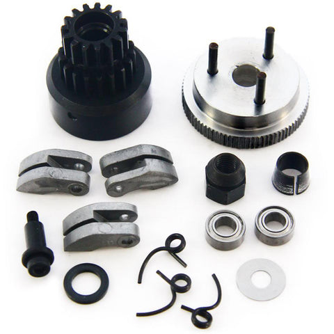 Kyosho 1/8 Inferno GT2 RS Clutch Bell & Flywheel