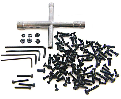 Kyosho 1/8 Inferno GT2 RS Screws & Tools