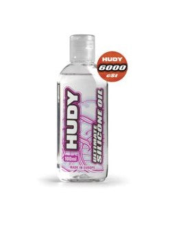 HUD106461 106461 Silicone Oil, 6000 cSt, Hudy