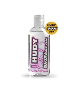 HUD106561 106561 Silicone Oil, 60000 cSt, Hudy