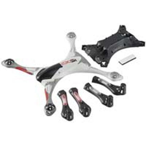 Heli-Max Main Frame Body 230Si Quadcopter, HMXE2321