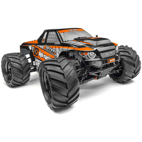 HPI Racing Bullet MT 3.0 1/10 4WD Nitro Monster Truck RTR, 110661