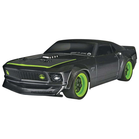 HPI Racing Micro RS4 1/18 4WD 1969 Ford Mustang RTR-X, 112468
