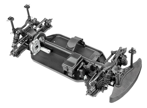 HPI Racing RS4 Sport 3 Creator Edition 1/10 4WD Chassis, 118000