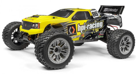 HPI Racing Jumpshot ST V2 1/10 2WD Stadium Truck RTR, 120082