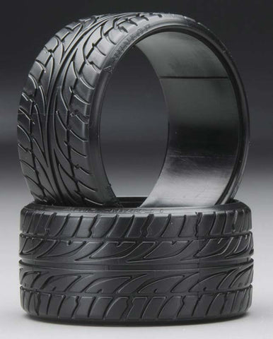 HPI Racing 2 LP32 T-Drift Tires Dunlop LeMans LM703, 4431